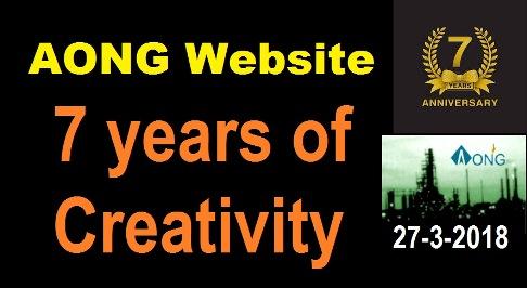 AONG 7th Anniversary