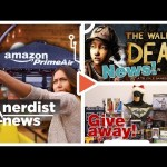 Amazon Prime AIR, Nerdist Holiday GIVEAWAY & More: Nerdist News w/ Jessica Chobot
