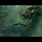 Contact – Speed painting (#Photoshop) | CreativeStation
