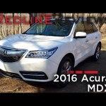 Redline Review: 2016 Acura MDX