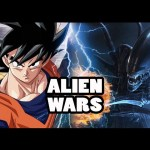 GOKU vs. XENOMORPH – Alien Wars FINAL ROUND!