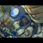 Tim Peake's rocket launch and thumbs up – Blast Off Live: A Stargazing Special – BBC One