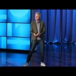 Ellen's Advice for College Grads