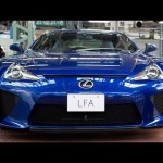 End of the Line for the Lexus LFA – The Downshift Episode 52