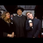 2016 GRAMMY Awards – Rev. Run Is Blown Away
