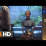 Ex Machina (2/10) Movie CLIP – Breaking the Ice (2015) HD