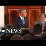 Obama Reflects on Police-Involved Shootings