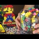 QC#99 – Chocolate LEGO