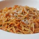 """Broken Spaghetti """"Risotto"""" Pasta Recipe"""