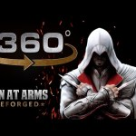 Grinding The Sword of Altair in 360° – Assassin's Creed – MAN AT ARMS: REFORGED