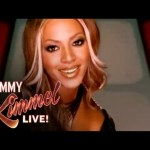 Jimmy Kimmel Gets Tax Advice From Beyonce