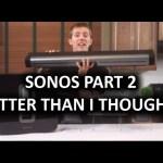 SONOS Wireless HiFi Speaker System Part 2