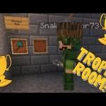 Minecraft – Boss Battles – Trophy Room! [10]