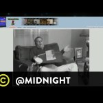 Reggie Watts, Kate Berlant, Rory Scovel – GIF-o-mercial @midnight with Chris Hardwick