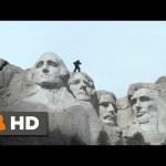 Bigfoot (2012) – Rushmore Rampage Scene (10/10) | Movieclips