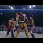 Mixed Tag Brandi Rhodes & Moose vs. Rosemary & Crazzy Steve | IMPACT Feb. 16th, 2017