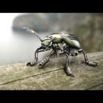 Bug Machine – Speed art (#Photoshop) | CreativeStation