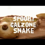How to Make a Spooky Calzone Snake | Halloween Recipes | AllRecipes