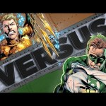 AQUAMAN vs GREEN LANTERN