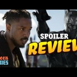 Black Panther – Review! (spoilers)