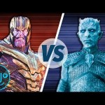 Avengers: Endgame Vs Game of Thrones Season 8