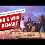 Who's Who in Final Fantasy 7 Remake