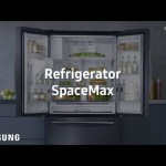 French Door refrigerator : how it works – SpaceMax l Samsung