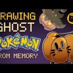 Artists Draw Pokémon From Memory – Spooky Edition