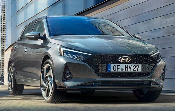 Hyundai i20 Fiyat Listesi Temmuz.