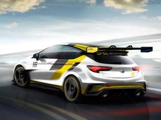 Opel TCR