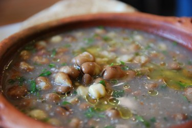 Fool Mudammas - Broad Bean Pottage