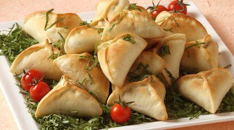 Fatayer bi Sabanekh - Spinach Pies