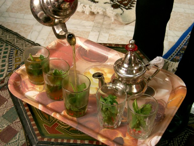 Atay - Moroccan Mint Tea