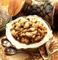 Potato and Anchovy Salad
