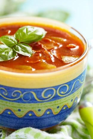 Shawraba - Lebanese Meat and Vegetable Soup