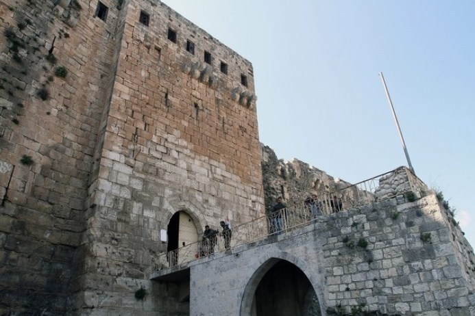The Salloum Files: Syria's Crusader Castles