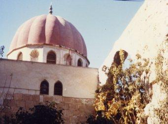 Sicily-San Giovanni Church-Former Mosque-Palermo