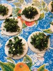 Mediterranean Cooking from the Garden with Linda Dalal Sawaya: Thanksgiving pies—Lebanese style!