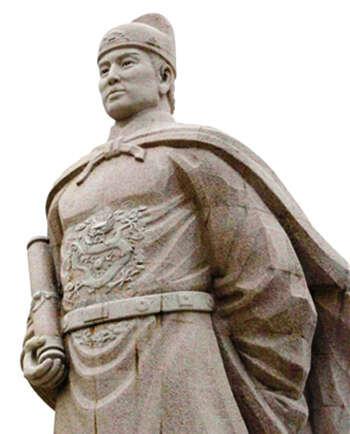 zheng he first voyage