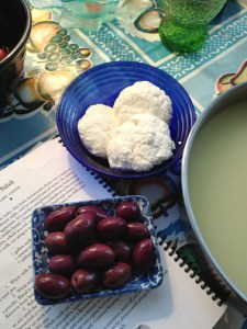 Mediterranean Cooking from the Garden with Linda Dalal Sawaya—Arabic yogurt and cheese making traditions