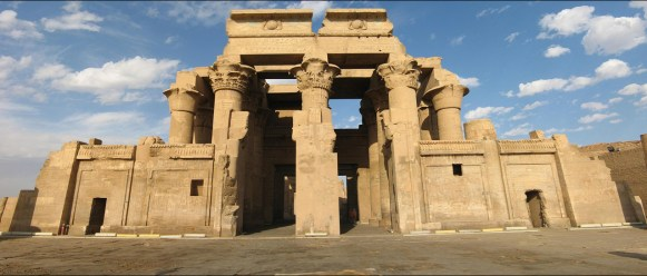 Cruising Through The Land Of The Pharaohs