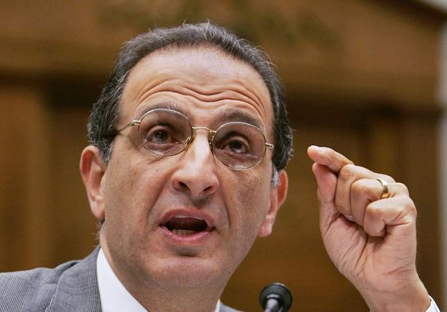 Zogby answers his critics: 'I've just been cast as the anti-Israel guy'