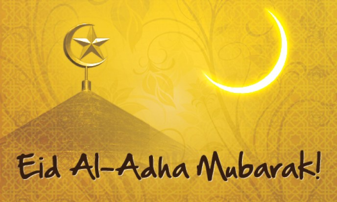 Welcoming Eid al-Adha