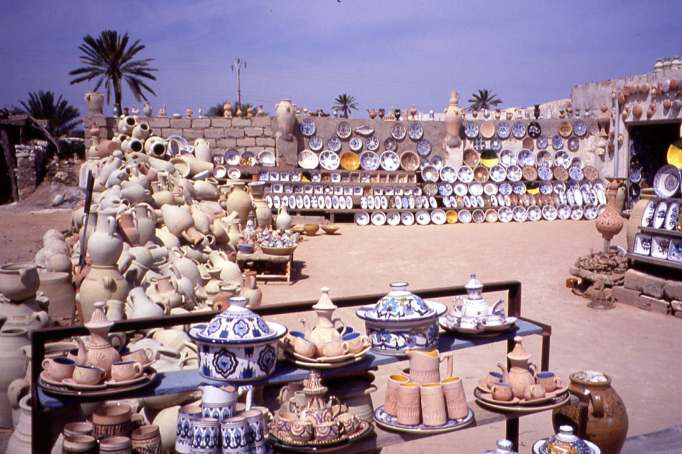 The Wonderful World Of Tunisian Ceramics