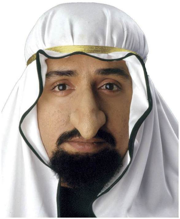 """10 """"Arab"""" Halloween Costumes You Should Never Wear"""