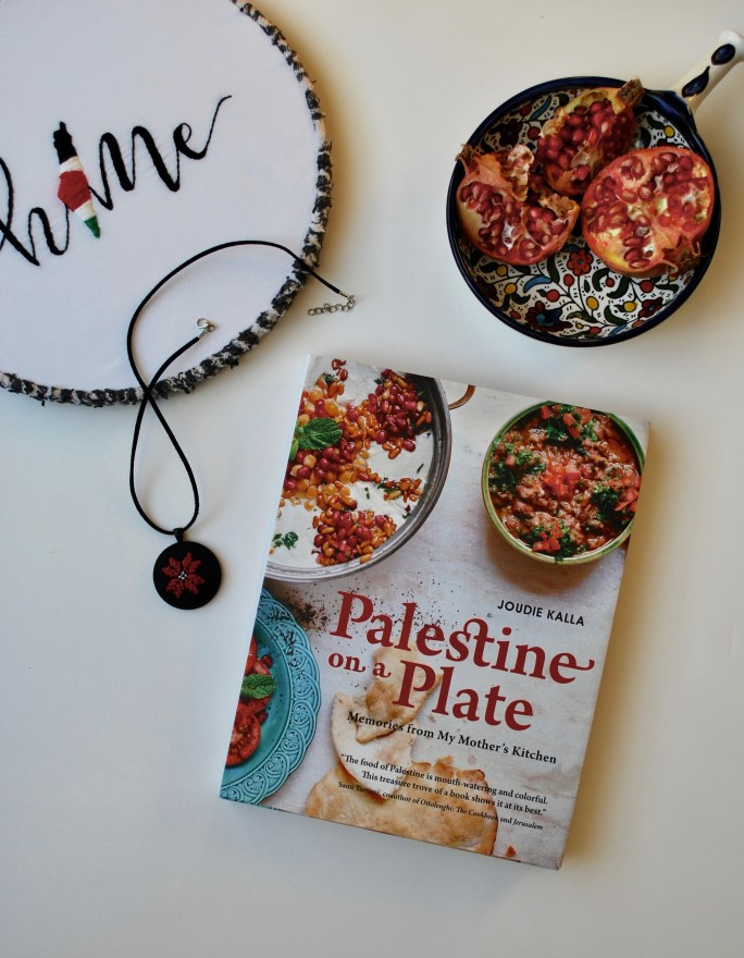 Interview with Joudie Kalla of Palestine on a Plate