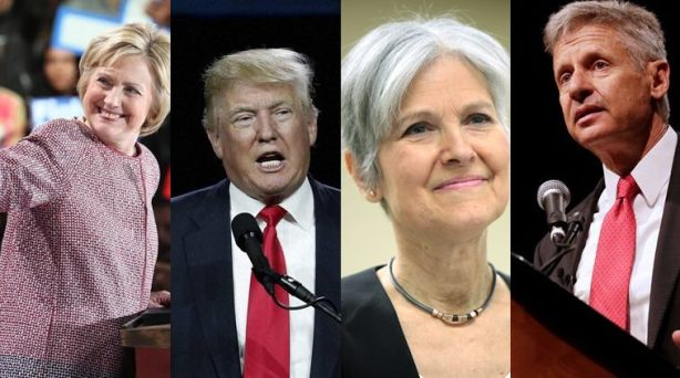 Arab America Poll Shows Growing Support for Clinton, Consistent Support for Stein