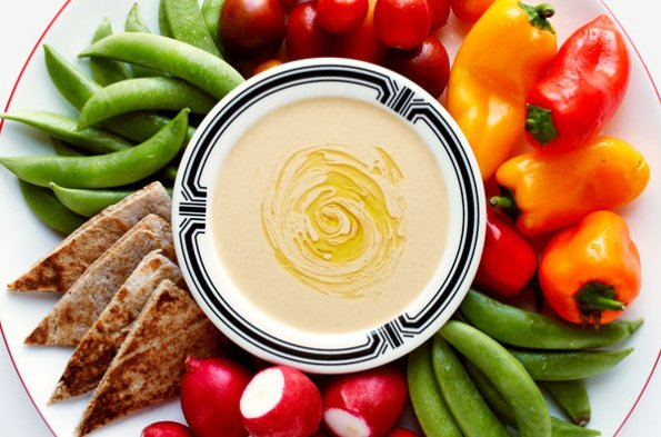 Tahini: The Secret Tool for Sticking to Your Health Resolution
