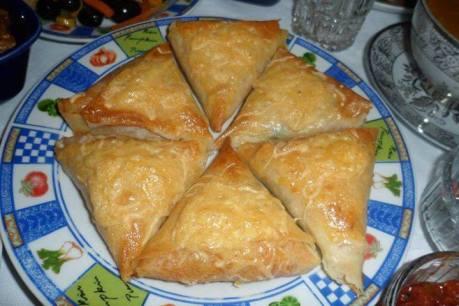 Braiwat - Moroccan Crab Meat Rolls