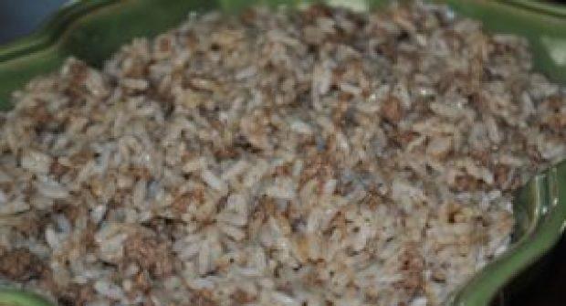 Hashwe - Rice Stuffing